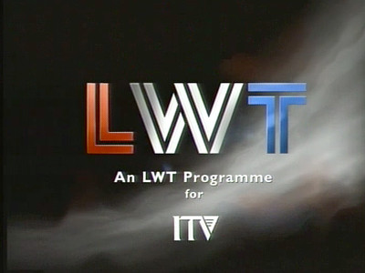 Upstairs, Downstairs - LWT logos