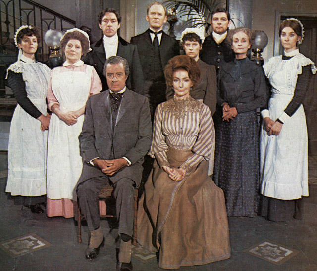 Upstairs Downstairs   Series 1   Disc 3 of 4 (1972) [ DVDRip (ISO) ] preview 0